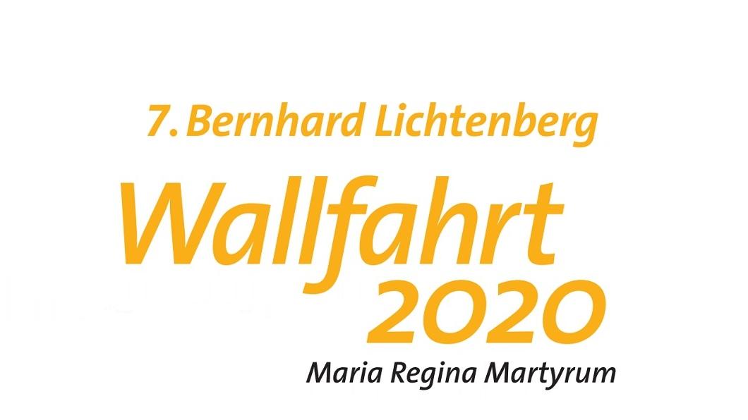 """""""Ich werde meinem Gewissen folgen""""<span>7. Bernhard-Lichtenberg-Wallfahrt<span\>"""