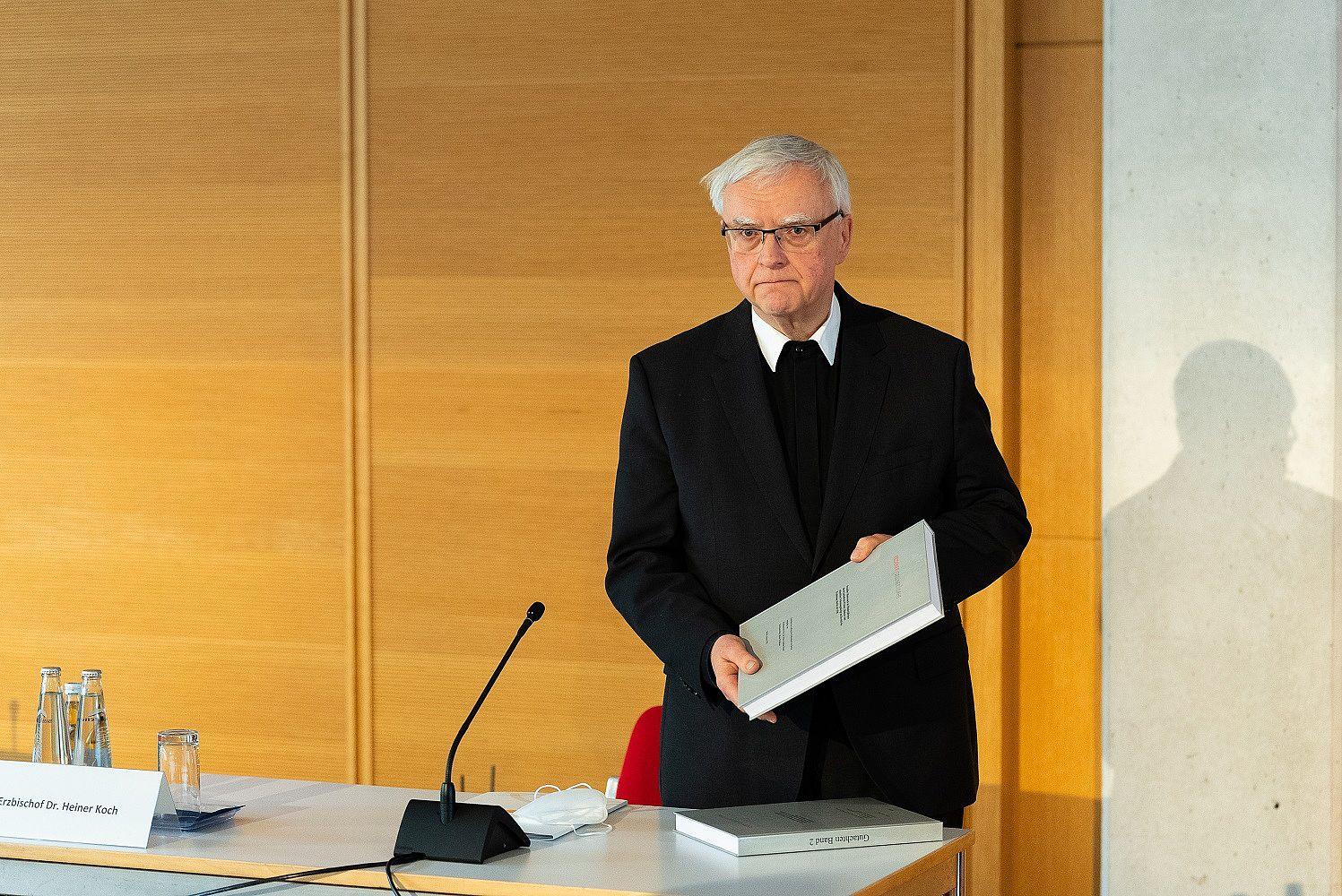 Sexueller Missbrauch - Stand der Aufarbeitung im Erzbistum Berlin
