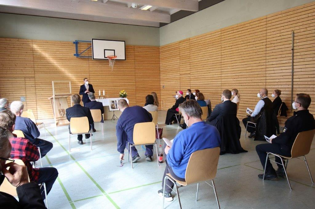 Katholischer Gefängnisseelsorger in Stralsund offiziell ins Amt eingeführt