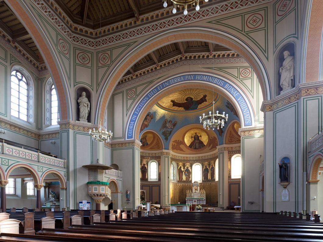 150 Jahre St. Peter und Paul Potsdam