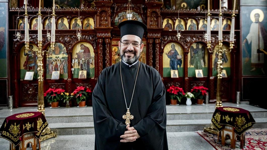 """""""Die Orthodoxie ist in Deutschland angekommen!""""<span>Erzbischof Koch gratuliert Emmanuel Sfiatkos<span\>"""